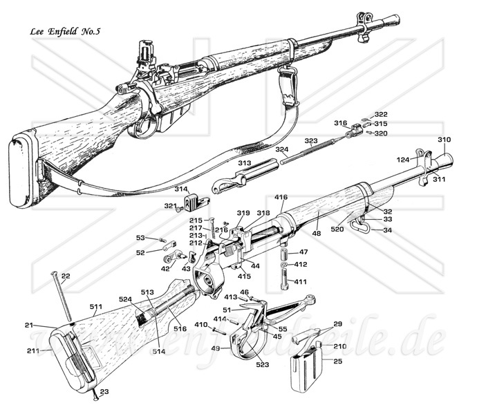 Lee-Enfield-No5