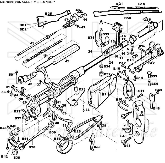 sterling parts diagram